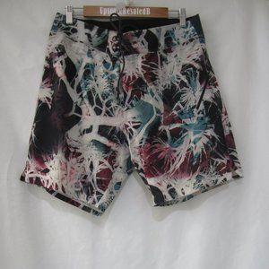 Lululemon 34 Current Board Shorts Lined